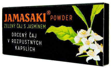 JAMASAKI powder – kapslovaný