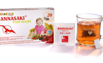 Ideální čaj pro miminka ANEB odkdy dávat dětem čaj?