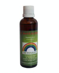 Duhové elixíry - Detoxilen