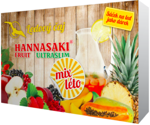 Hannasaki mix léto - Zdravé čaje Hannasaki
