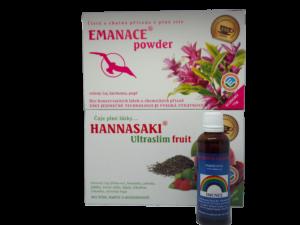 Balíček IMUNITA - Zdravé čaje Hannasaki